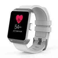 """GHIA Smart Watch/1.54"""" Touch/BT/IOS/Android blanco"""