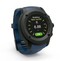 GHIA Smart Watch Draco /1.3 Touch/Heart Rate/BT/GPS azul