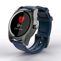 GHIA Smart Watch Cygnus /1.1 Touch/Heart Rate/BT/Sensor G/SIM Card azul
