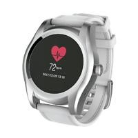 GHIA Smart Watch Cygnus /1.1 Touch/Heart Rate/BT/Sensor G/SIM Card blanco