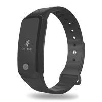 GHIA Smart band negro /touch/BT/IOS/android