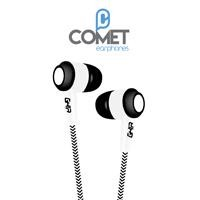 Audifonos manos libres GHIA Comet blanco 3.5mm