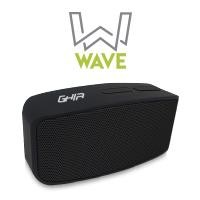 Bocina bluetooth Wave GHIA negra