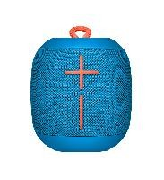 Bocina Logitech wonderboom bluetooth resistente al agua blue