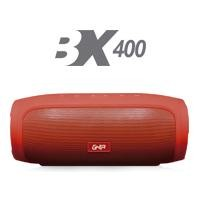 Bocina bluetooth BX400R GHIA roja Aux/Radio/SD Card/USB