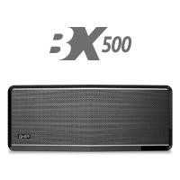 Bocina bluetooth BX500B GHIA negra Aux/Radio/SD Card/USB