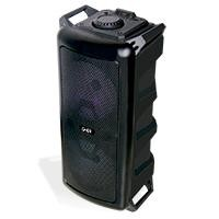 "Bafle amplificado GHIA doble 6.5""/BT/USB/Micro SD/MIC"