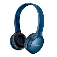 Audifonos bluetooth tipo diadema (ON-EAR) Panasonic RP-HF410BPUA azul