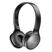 Audifonos bluetooth tipo diadema (ON-EAR) Panasonic RP-HF410BPUA negro
