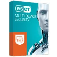 Eset Multidevice Security 3 usuarios, 1 año (caja)