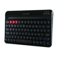 Teclado multidispositivo Acteck BT con base para tablet