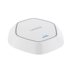 Access point Linksys 1 puerto gigabit POE 2.4GHZ 300MBPS N300