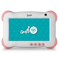 Tablet GHIA 7 Kids/QUADCORE/1GB/8GB/2CAM/WIFI/Blanca