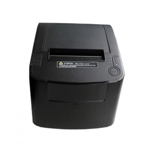 Miniprinter Térmica Ec Line EC-PM-80330-ETH+Serial+USB negra autocortador 80mm