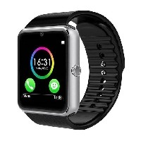 Smart Watch Techzone Ginga Camara mide calorias, monitorea sueño, temperatura negro