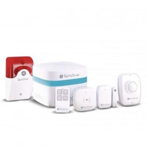 Kit Smart Home Básico de seguridad Tech Zone automatización y domótica
