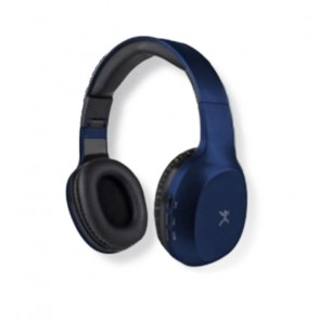 Audifono diadema bluetooth Perfect Choice azul