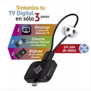 Sintonizador TV Digital para Telefono Android