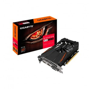 T. Video Gigabyte Radeon RX560 PCIE x16/4GB/DDR5/DVI/HDMI/